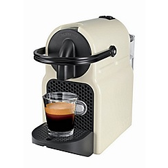 Magimix - Cream Nespresso 'Inissia' coffee maker 11351