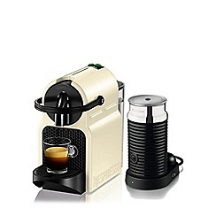 Magimix - Cream Nespresso 'Inissia' coffee maker AERO11361