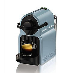 Krups - Blue Nespresso 'Inissia' coffee machine XN100440