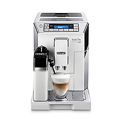 DeLonghi - Eletta cappuccino top bean to cup coffee machine ECAM45.760