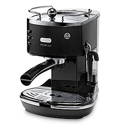 DeLonghi - Black ECOM310.BK MicaLite pump espresso coffee machine