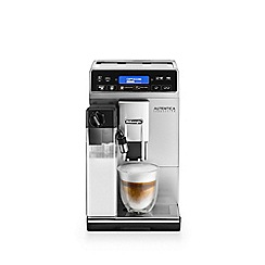DeLonghi - Autentica cappuccino bean to cup coffee machine ETAM29.660.SB