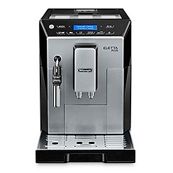 DeLonghi - Eletta Plus bean to cup coffee machine ECAM44.620.S