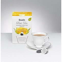 Dualit - Nespresso Compatible Fine Tea Capsules English Breakfast