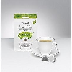 Dualit - Nespresso Compatible Fine Tea Capsules Green Tea