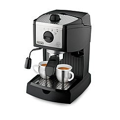 DeLonghi - Traditional pump espresso machine EC156