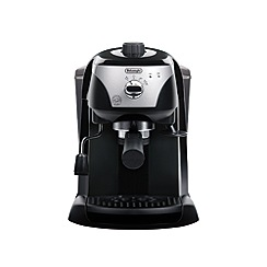 DeLonghi - Black Motivo traditional pump espresso machine