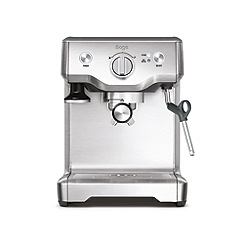 Sage by Heston Blumenthal - Esspresso 'duo temp' espresso coffee machine