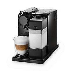 DeLonghi - Black Nespresso 'Lattissima Touch' coffee machine EN550.B