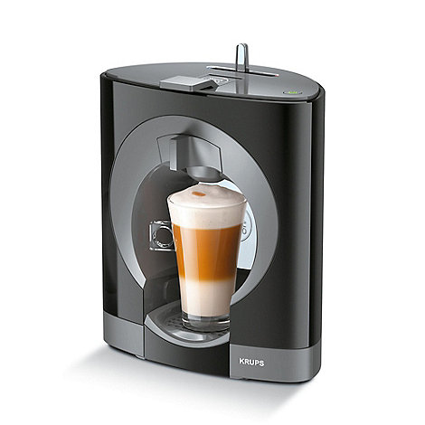 Krups - Black +Oblo+ Nescaf  Dolce Gusto coffee machine KP110840