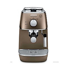 DeLonghi - Distina traditional pump espresso machine ECI341.BZ
