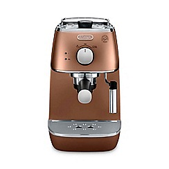 DeLonghi - Distina traditional pump espresso machine ECI341.CP