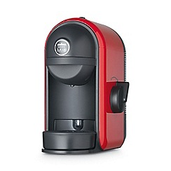 Lavazza - 'Minu' red coffee machine 10080926
