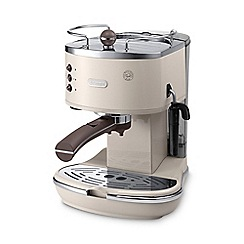 DeLonghi - 'Icona Vintage' traditional pump espresso machine ECOV311.BG