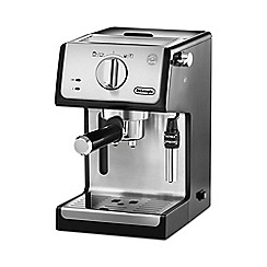 DeLonghi - Silver 'Pump' espresso coffee machine ECP 35.31