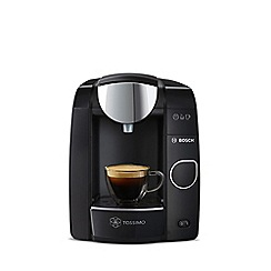 Tassimo by Bosch Black 'Joy' espresso coffee machine TAS4502GB
