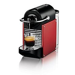 Magimix - Carmine red 'Pixie' coffee machine 11325