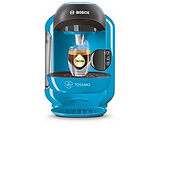 Bosch - Blue vivy coffee machine TAS1255GB