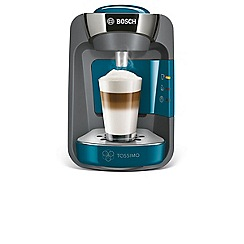 Bosch - Blue suny coffee machine TAS3205GB