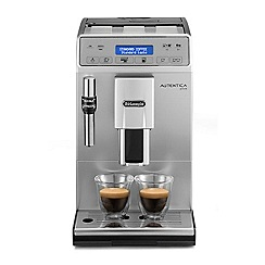 DeLonghi - Silver autentica coffee machine ETAM29.620.SB
