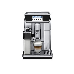 DeLonghi - Silver primadonna elite coffee machine ECAM650.75.MS
