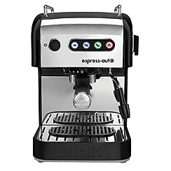 Dualit - Black 4 in 1  auto dose coffee machine 84516