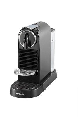 Nespresso Black Citiz coffee machine by Magimix 11315 Debenhams