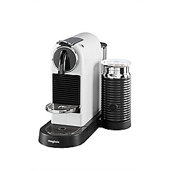Magimix - White Nespresso 'Citiz & Milk'  coffee machine 11319