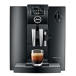Jura - Black impressa F8 automatic coffee machines 13731