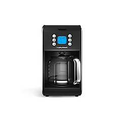 Morphy Richards - Black 'Accents' pour over filter coffee maker 162010