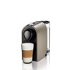 Krups - Pure grey U coffee machine XN250A40