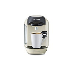 Bosch - Tassimo cream vivy hot beverage machine TAS1257GB