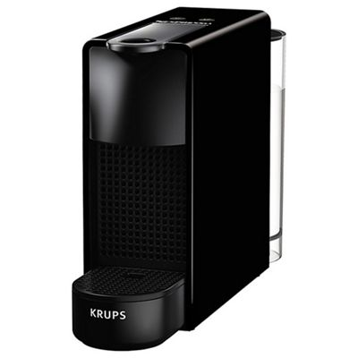Krups Coffee Maker Debenhams : Nespresso Black Essenza Mini coffee machine by Krups XN110840 Debenhams