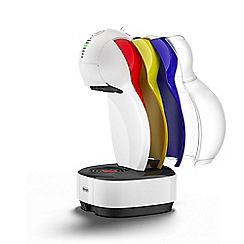 DeLonghi - Dolce gusto colours pod system EDG355.W1