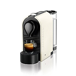 Nespresso - U White coffee machine by Krups XN250140