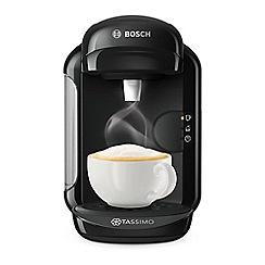 Tassimo by Bosch - Black 'Vivy 2' multi-beverage machine TAS1402GB
