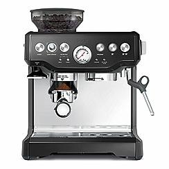 Sage by Heston Blumenthal - The barista express black coffee machine BES870bSUK