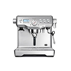 Sage by Heston Blumenthal - The dual boiler coffee machine BES920BSUK