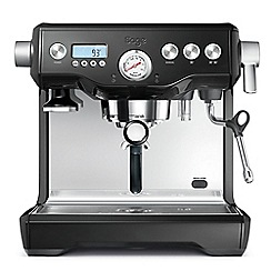Sage by Heston Blumenthal - The dual boiler black coffee machine BES920bSUK