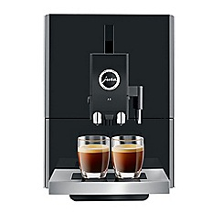 Jura - A9 aluminium bean to cup coffee machine 13655