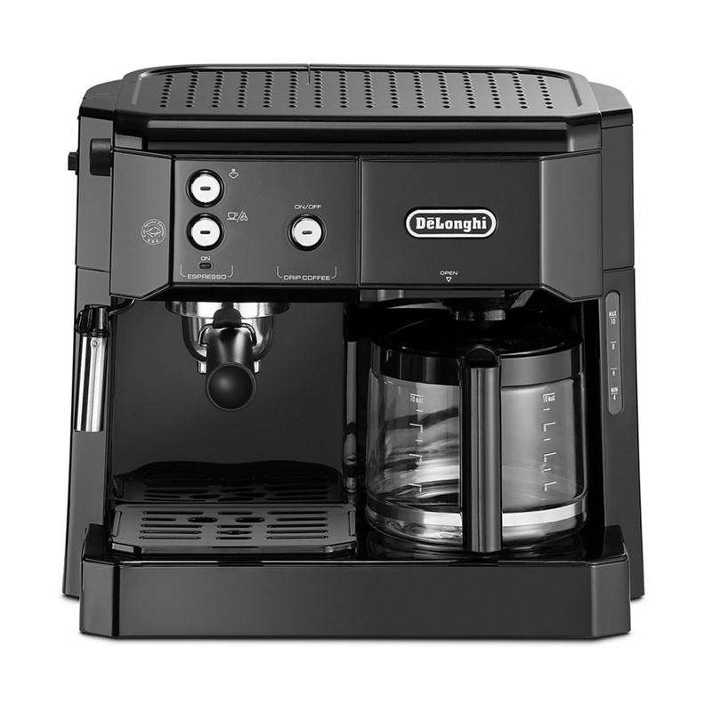 DeLonghi Black Espresso filter coffee machine BCO411.B - Misc - Filter coffee machines