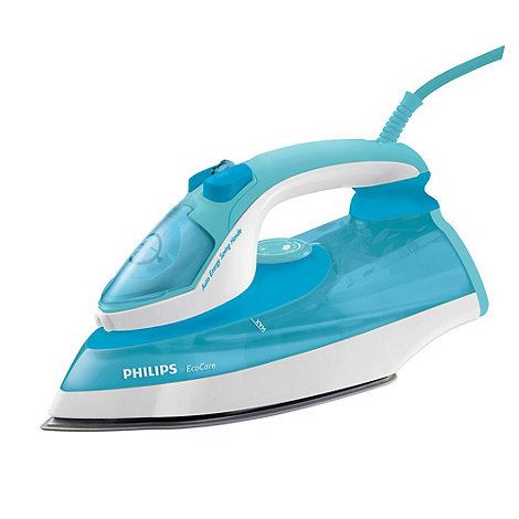 Philips - EcoCare steam iron GC3730