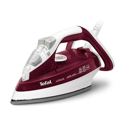 Tefal - Ultraglide easy cord steam iron FV4483