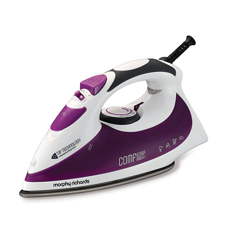 Morphy Richards - ComfiGrip steam iron 40754