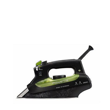 rowenta eco focus steam iron dw6010 debenhams. Black Bedroom Furniture Sets. Home Design Ideas