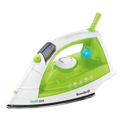 Breville - Green 2200w Steam Iron VIN233
