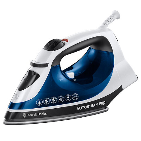 Russell Hobbs - Blue 20270 auto steam iron