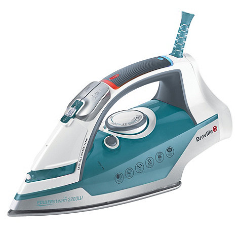 Breville - Blue VIN337 2200w steam iron