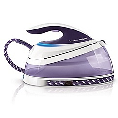 Philips - PerfectCare pure steam generator iron GC7635/30