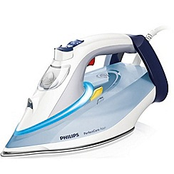 Philips - PerfectCare azur blue steam iron GC4910/10